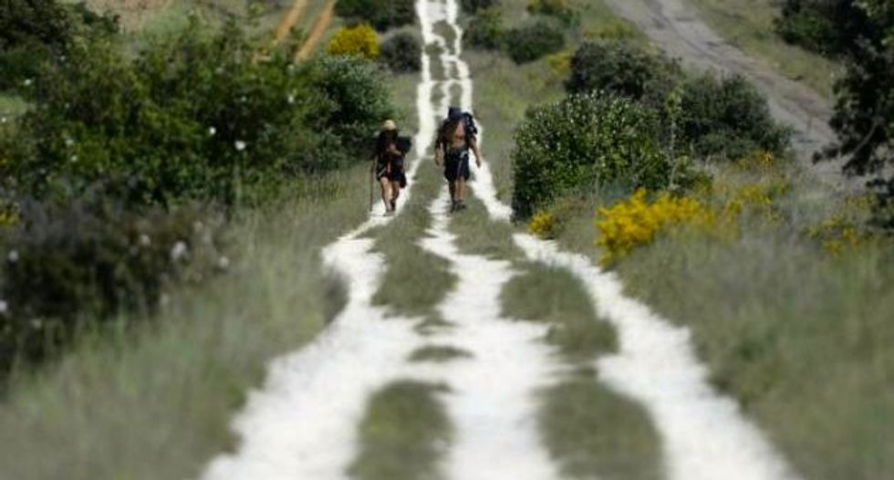 Man 'killed US woman on Spain pilgrim trail'