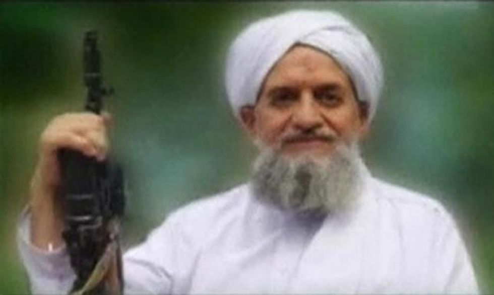 Al Qaeda leader calls for lone wolf attacks in U.S. and urges militants to band together