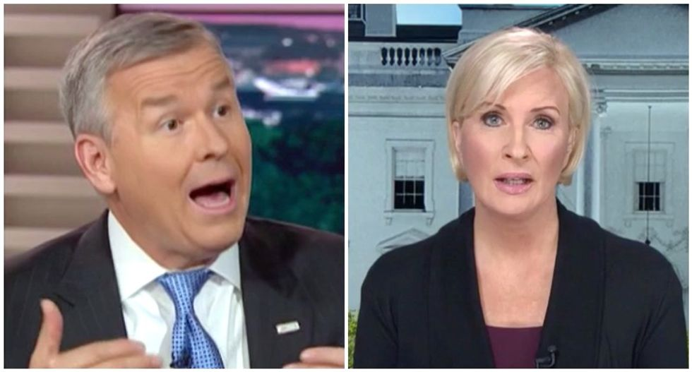 MSNBC's Mika stunned by GOP congressman's feeble excuse for not reading Mueller report