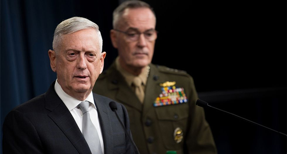 'Dreading this day for the past two years': New Yorker reporter says the world is freaking out over Mattis departure