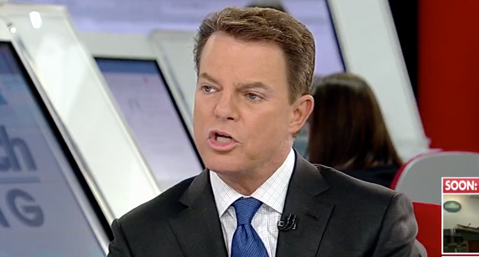 Shep Smith goes off on Trump's racist attacks: 'A misleading and xenophobic eruption of distraction and division'