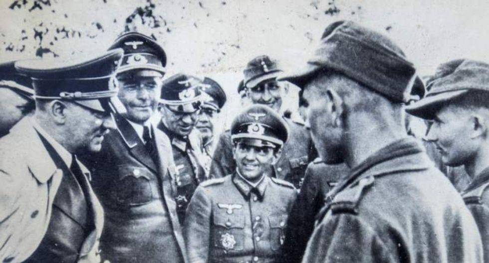 Hitler kept Nazi troops hopped up on meth pills during European invasion