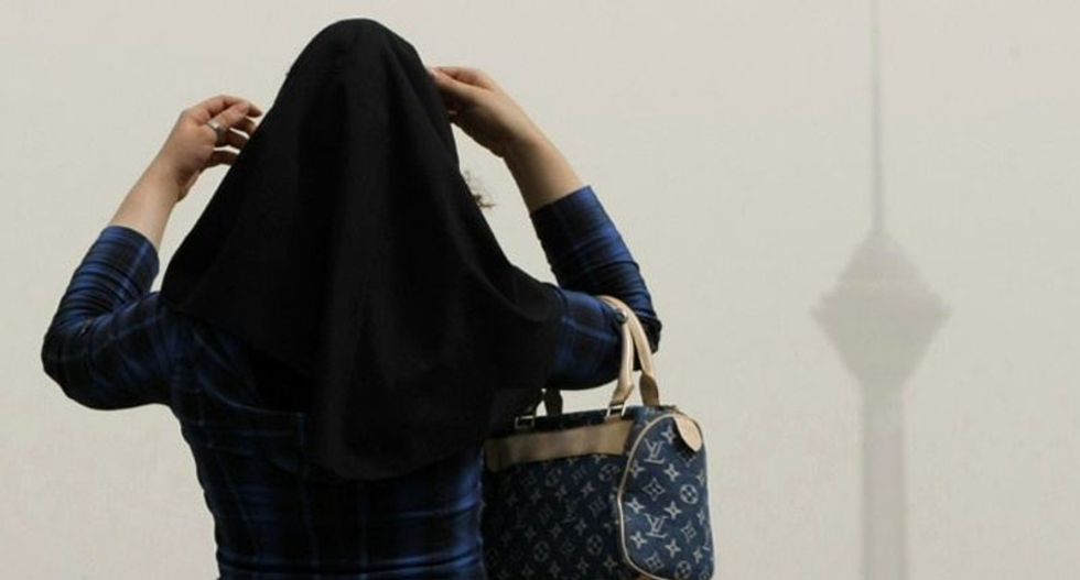 Iranian court fines women for 'bad hijabs'