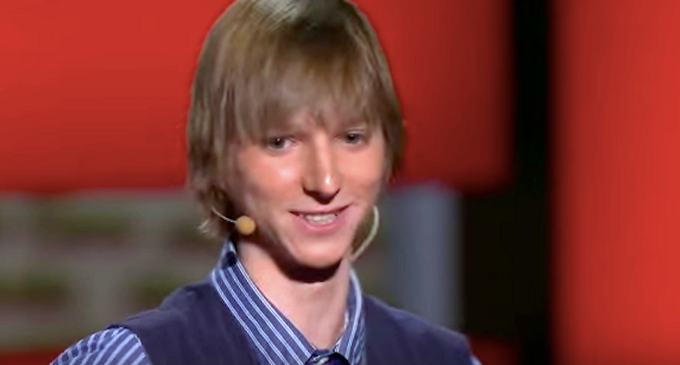 White kid builds nuclear reactor and Homeland Security offers help