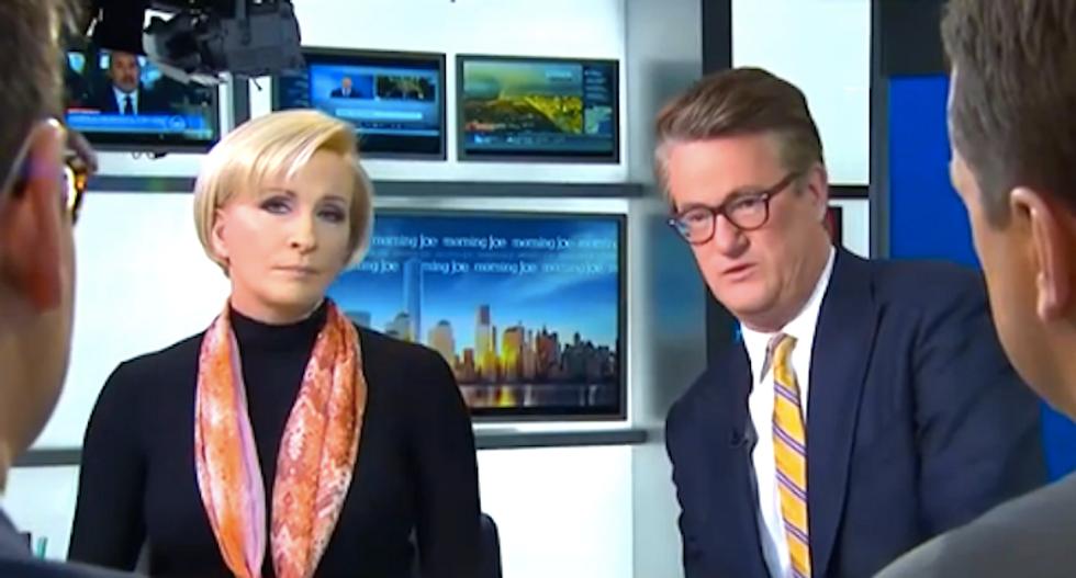 MSNBC's Mika Brzezinski says Trump has a 'Kellyanne problem': They both say 'things that aren't true'