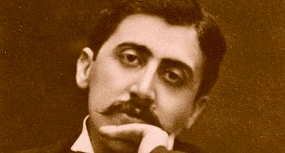 Newly discovered Proust novellas to be published in October