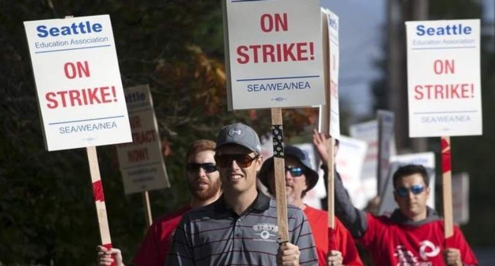 Seattle teachers agree to end strike after reaching labor deal with school district