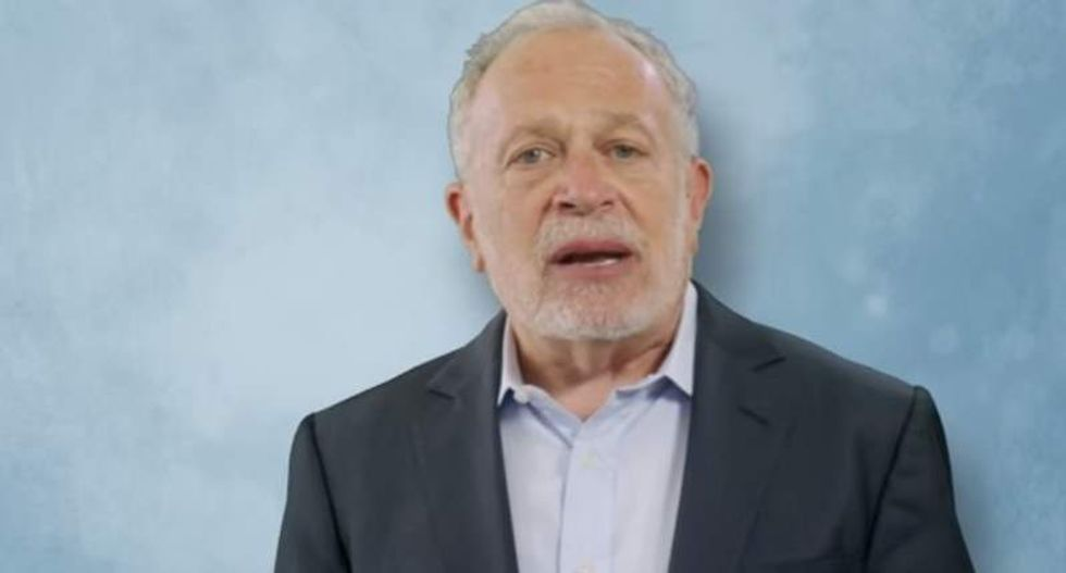 Robert Reich breaks down why Trump's trickle-down scheme is really a 'yuge bamboozle'