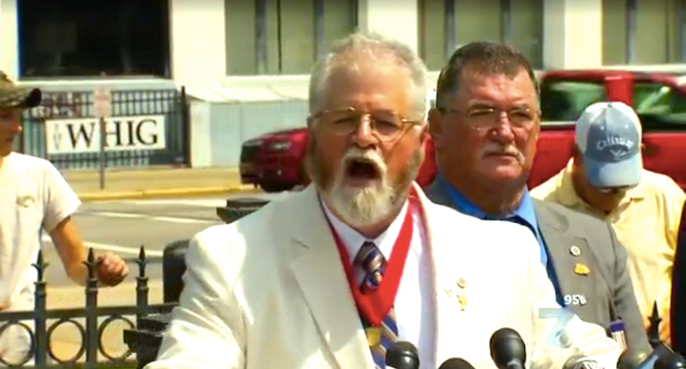 Confederate sympathizers will help choose flag's new location in SC -- but not slave descendants