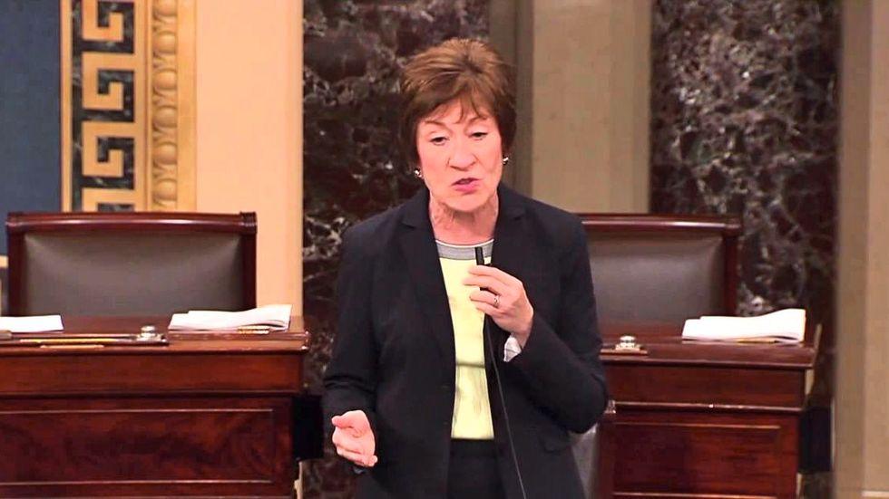 Republican Senator Collins opposes Pruitt for US EPA chief