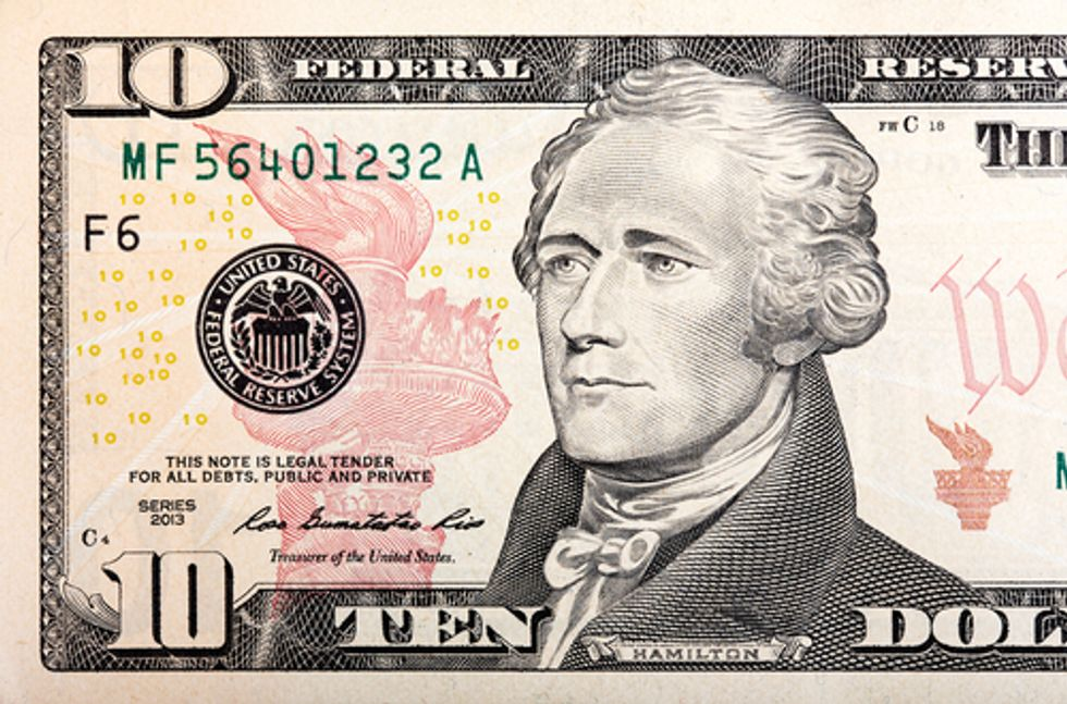 Some women for Republicans to consider putting on the $10 bill