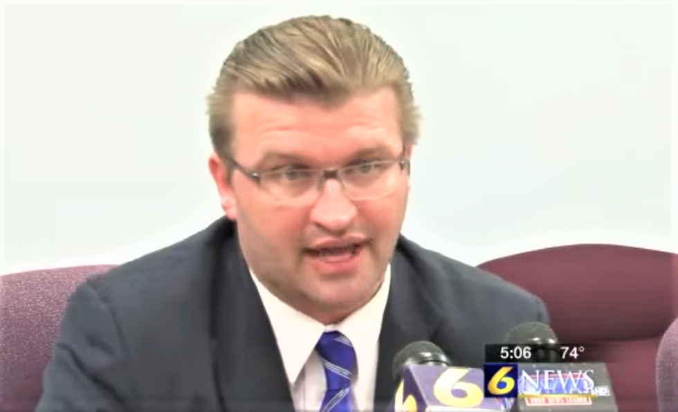 Crusading Christian DA resigns after being accused of trading light sentences for sex with defendants