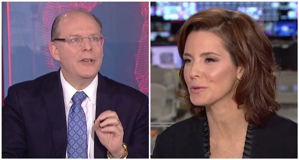 MSNBC's Ruhle left speechless by ex-Bush aide's 'dark' assessment of Trump's 'inverted morals'