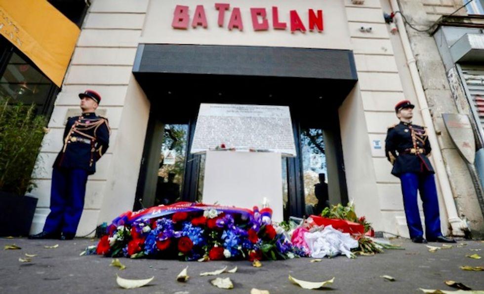 Bosnian arrested over 2015 Paris Bataclan attacks: German police
