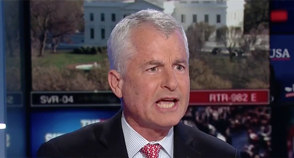 Ex-CIA officer Phil Mudd lights up Trump for being the 'liar-in-chief' on voter conspiracy theory