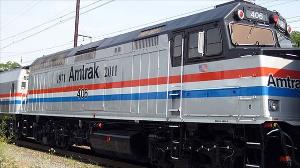 Amtrak train derails in Vermont, seven people hospitalized