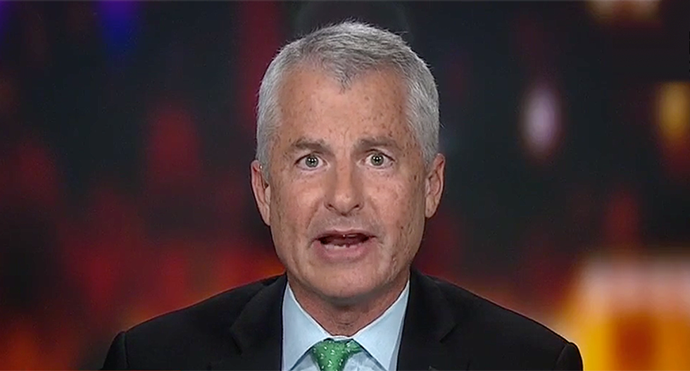 CNN's Phil Mudd: Trump has the temperament of a 4th grader,  judgment of a 3rd grader and  intellect of a 5th grader