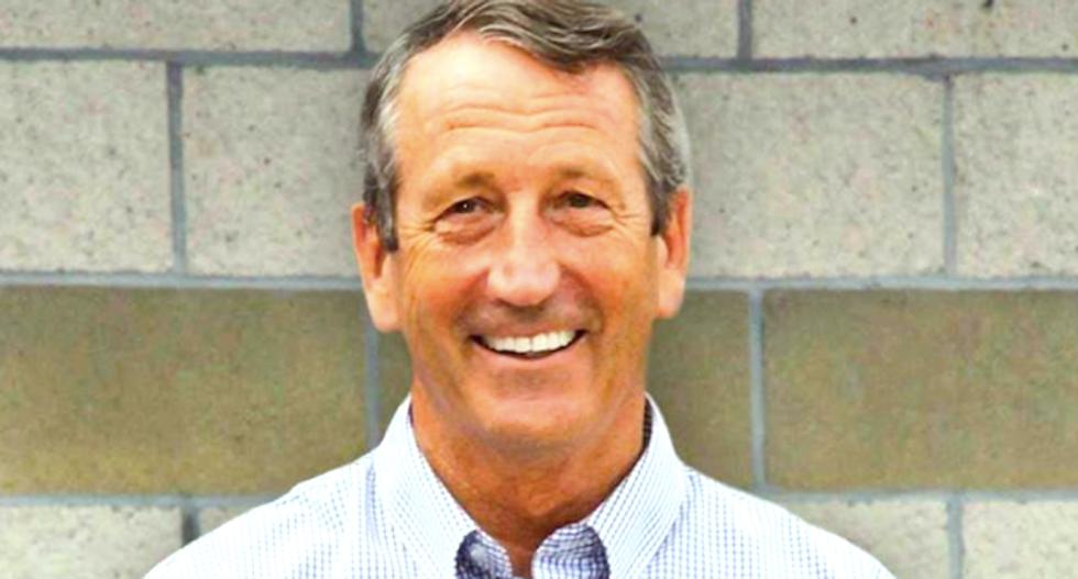Mark Sanford concedes in South Carolina Republican primary