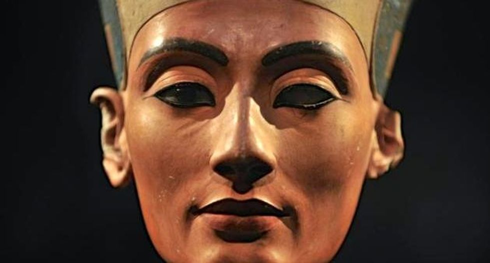 British Egyptologist on quest to find Nefertiti's tomb