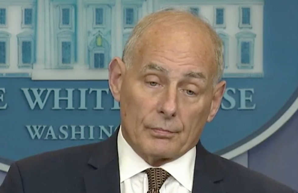 Nobody wants to become Trump's chief of staff -- because they're worried about this 'worst case scenario'