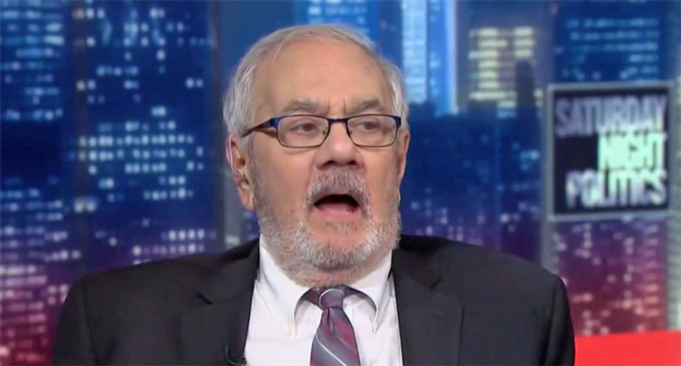 Barney Frank says it's time to nickname Trump 'Unindicted Donald' -- to reflect the president's precarious legal standing