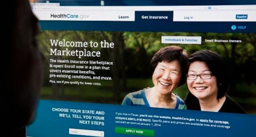 US judge hands win to Republicans in Obamacare challenge