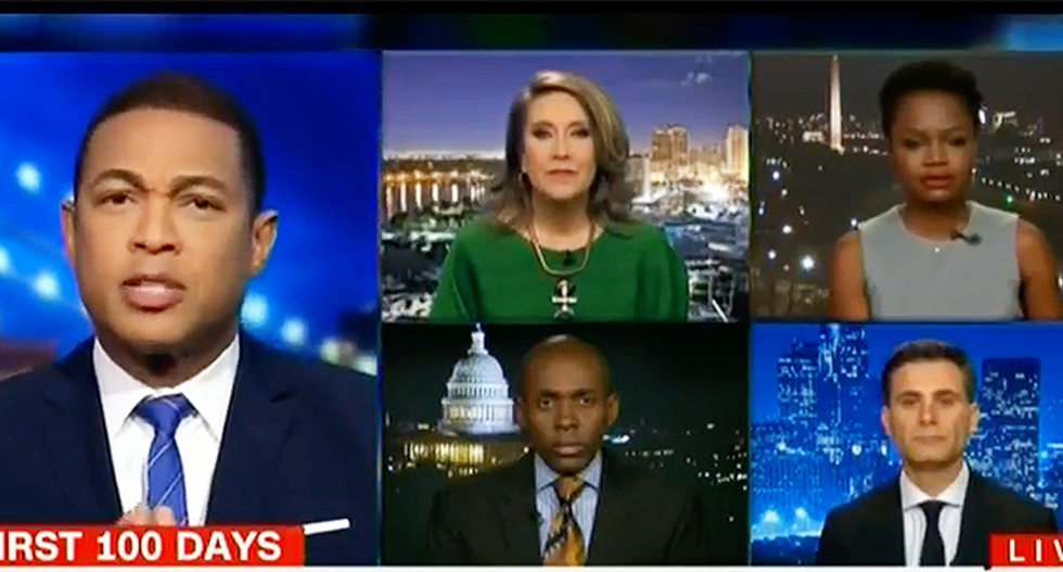 'What stories are phony?': Don Lemon nails GOP pundits when they can't give 'fake news' examples