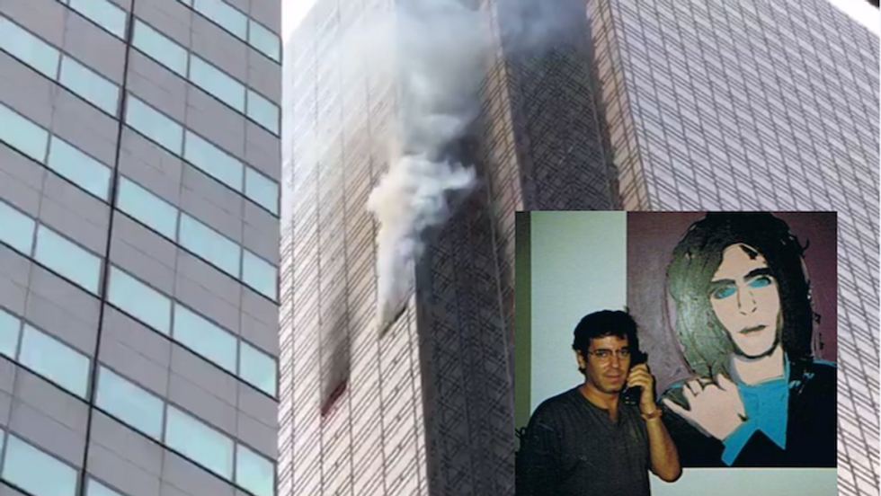 President called victim of deadly Trump Tower fire a 'crazy Jew': report