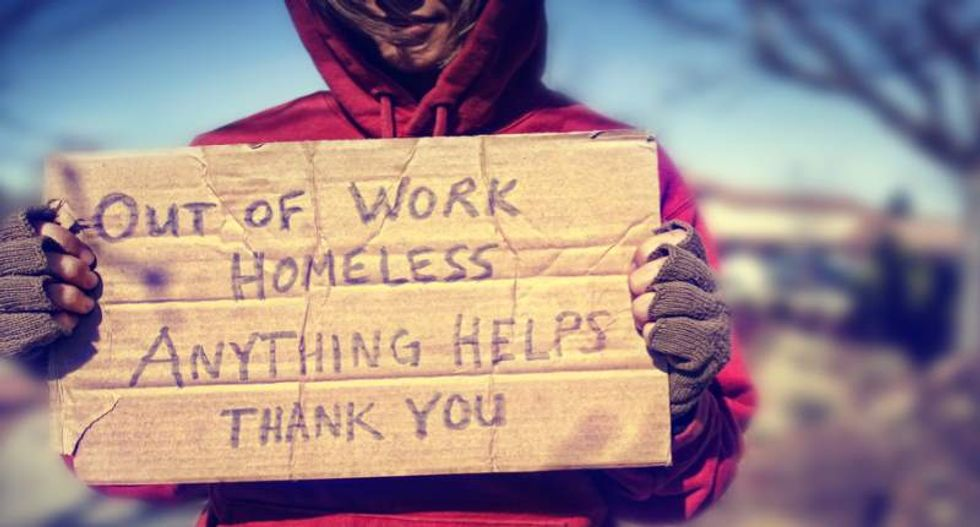 Suburbanites are becoming the new face of homelessness in America