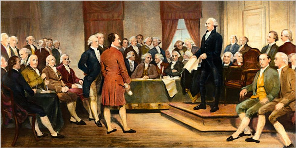 Here are 5 reasons America is not -- and has never been -- a 'Christian nation'