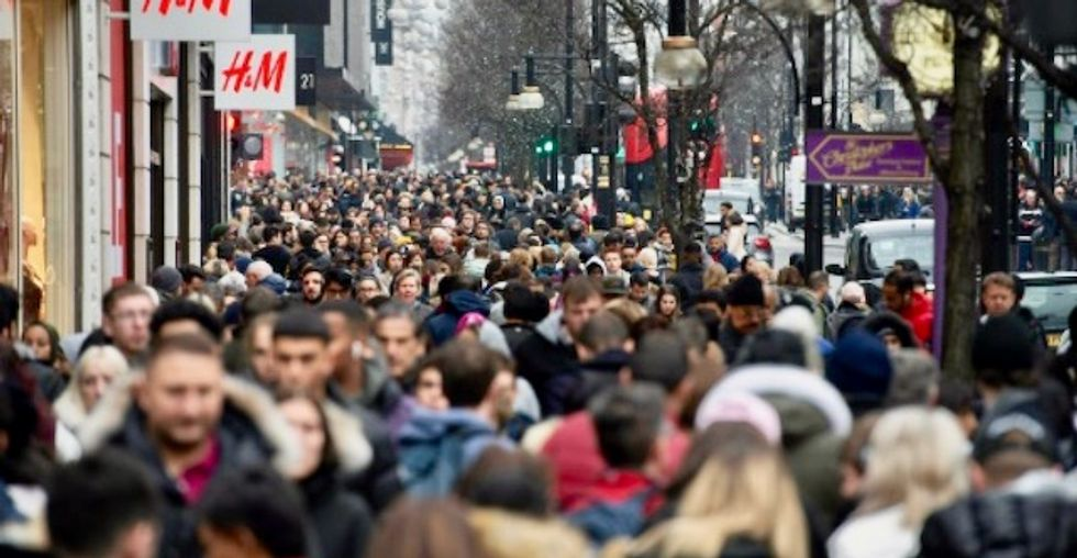 Population of Earth to reach 9.7 billion in 2050: UN