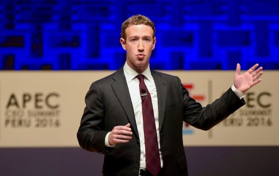 Mark Zuckerberg to face angry lawmakers as Facebook firestorm rages