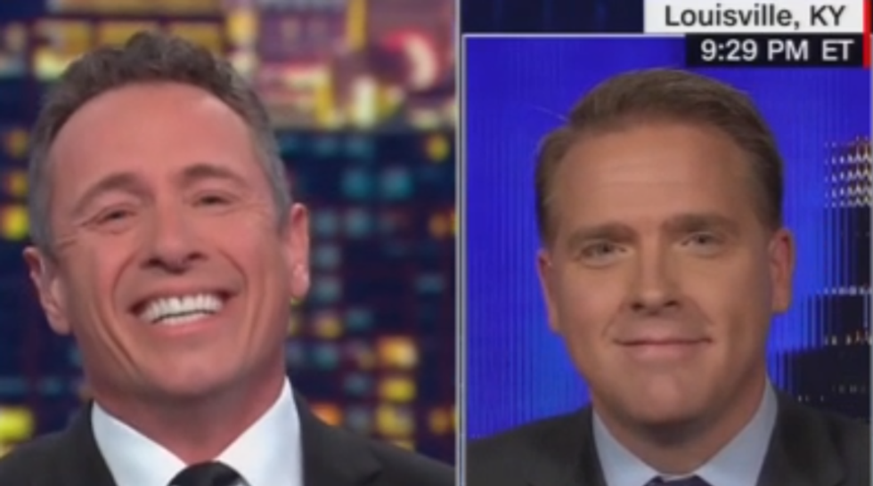 CNN's Cuomo demands Scott Jennings admit if he'll ever be tired of Trump lying — but he refuses to say