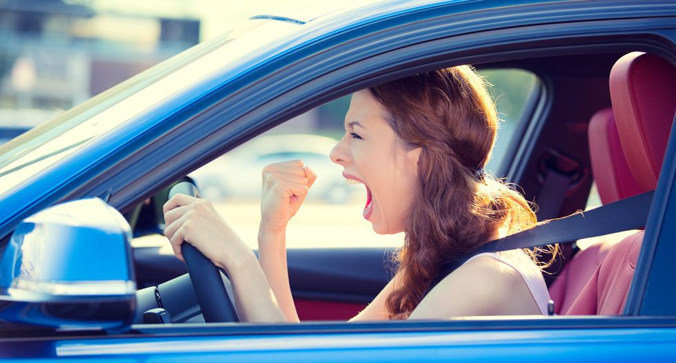 Intelligent car seat detects driver's stress level