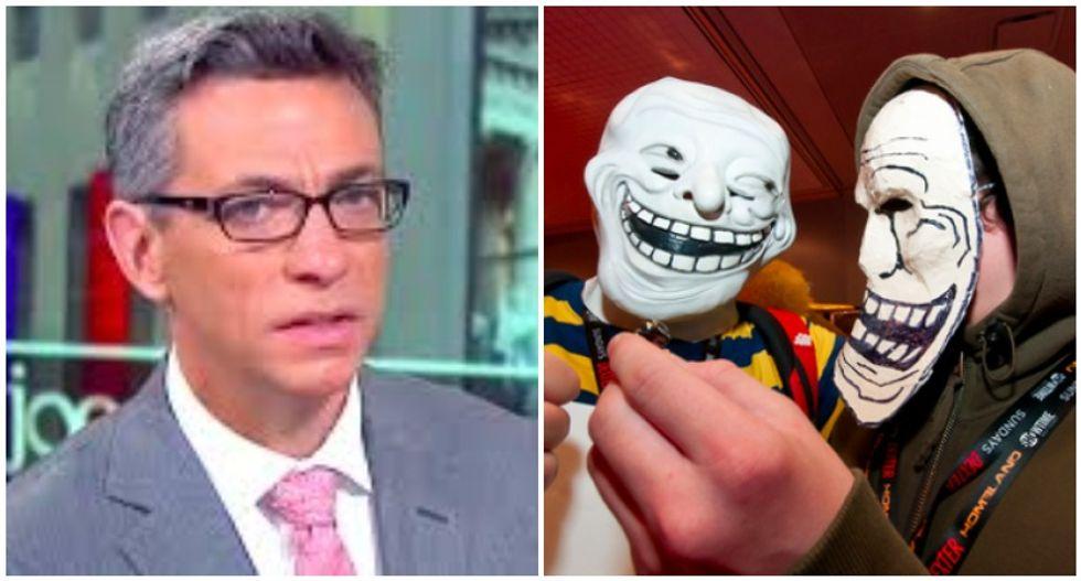 Former FBI agent Clint Watts explains why trolls are the bleak future of politics