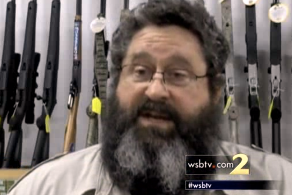 Tennessee gun shop offers discounts to Christians after Oregon massacre: 'We need to protect ourselves'