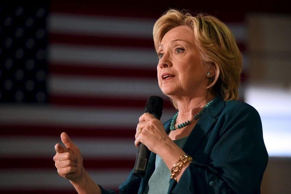 Hillary Clinton says she opposes Keystone XL pipeline
