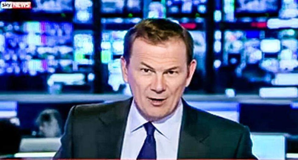 WATCH: 'Pharma bro's' price-gouging scheme leaves British TV host gobsmacked