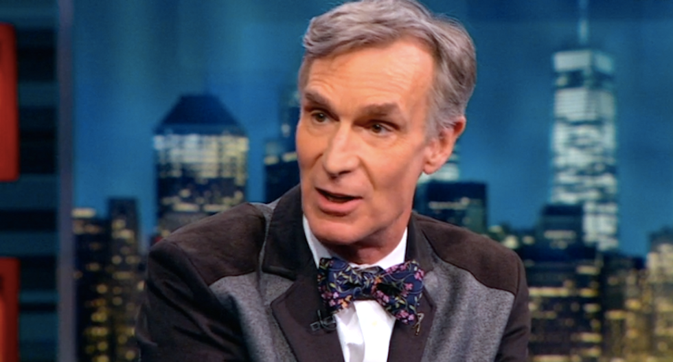 Bill Nye: Millennial voters may force the GOP to admit climate change is legit