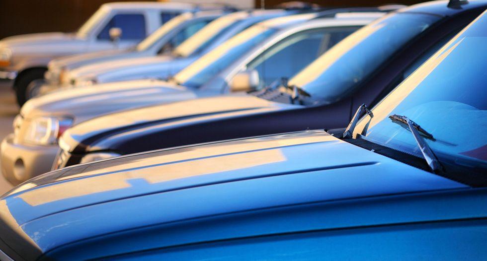 Baby boy found dead in SUV in Ohio store parking lot