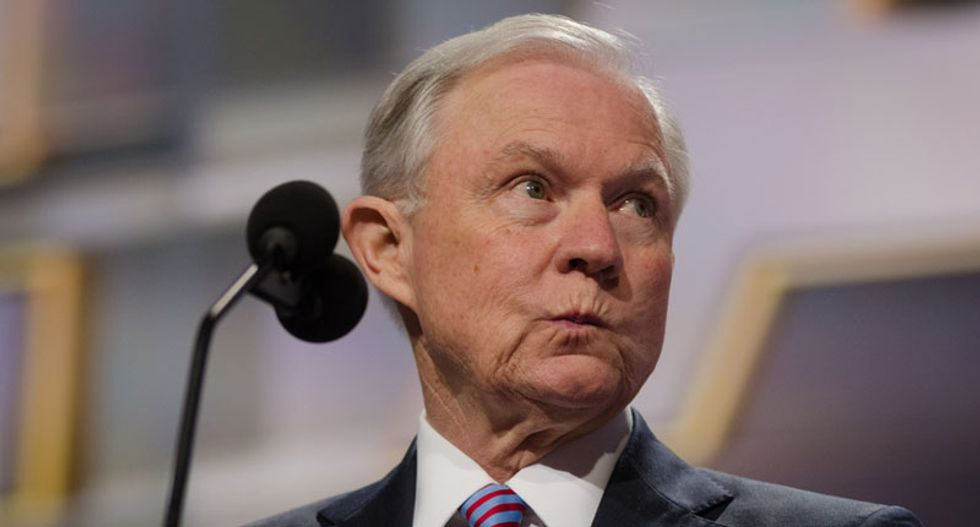 Jeff Sessions expected to issue decision on US asylum for domestic violence victims