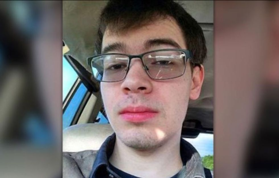 Police hunt Tennessee man they say killed mother, confessed on Facebook