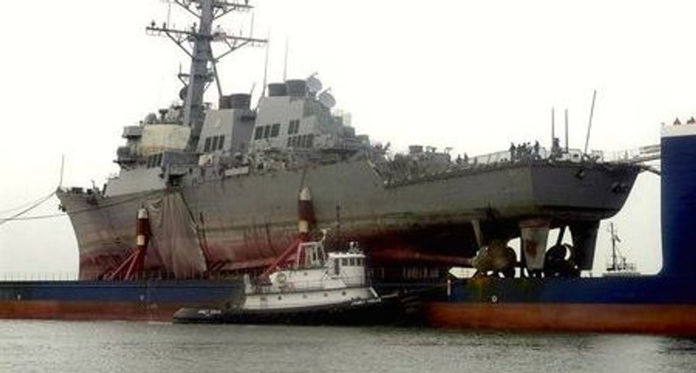 Court orders that Sudanese bank assets be used in settlement for families of USS Cole attack victims