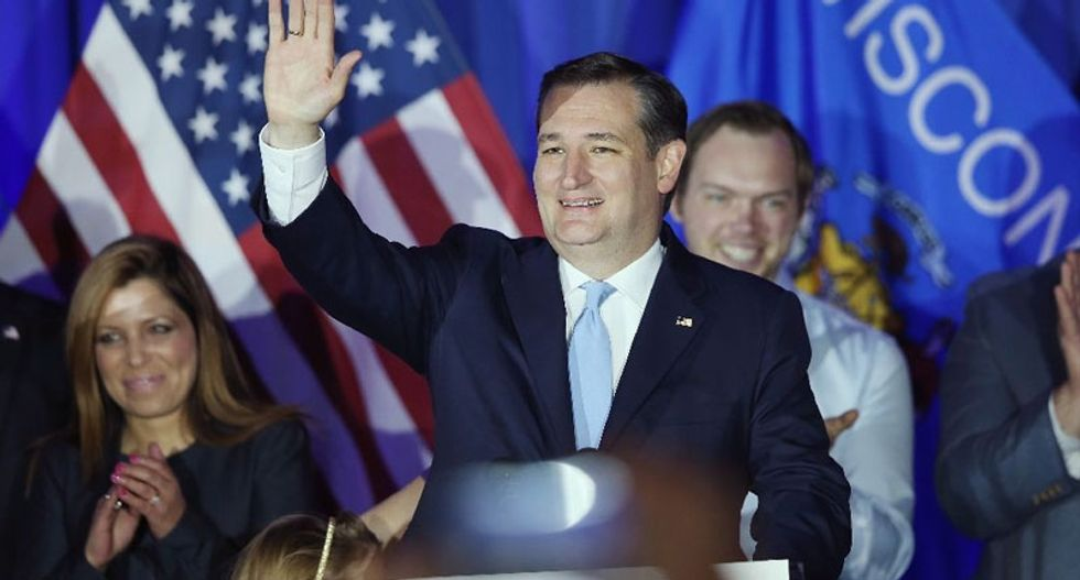 Ted Cruz gives hope to anti-Trump Republicans with win in Wisconsin