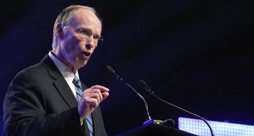 Alabama GOP governor to face impeachment push in state legislature