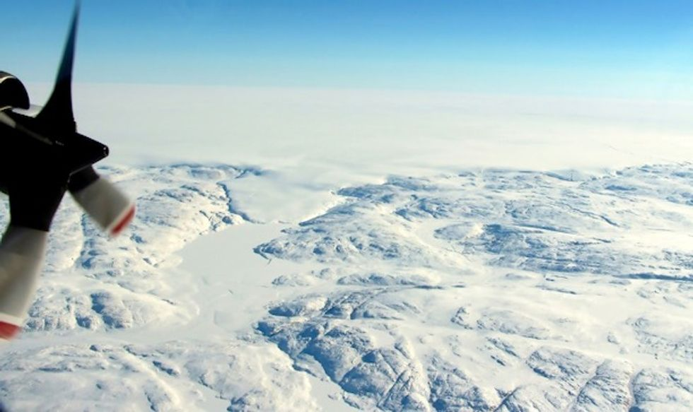 Greenland ice sheet melting faster than thought: study