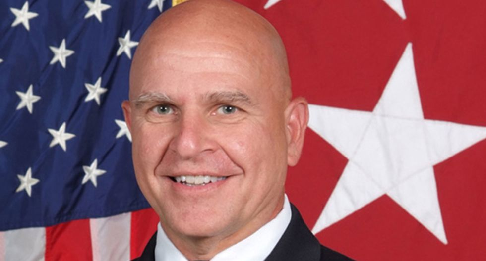 National Security Advisor H.R. McMaster denies Trump caused 'lapse in national security'