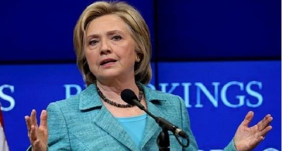 Defense Department finds new emails Clinton did not hand over during probe
