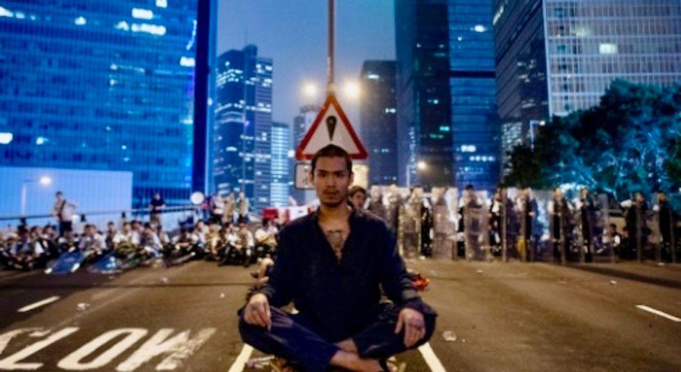 Hong Kong protesters threaten more demos if demands not met