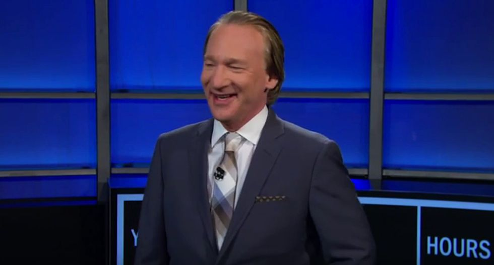 Maher rips Trump's RNC speech: If it 'had been any darker it would have been shot by the police'
